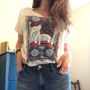 Vintage Lucky Brand Tee